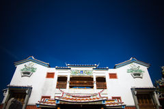 temple de matsu Photographie stock libre de droits