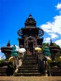 Temple de Melating Photo stock