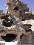 Temple de MIDAS en Turquie Photos stock