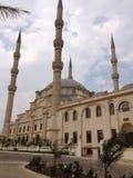 Temple de mosquée Photographie stock