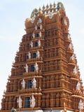 Temple de Nanjundeshwara dans Nanjanagoodu, Karnataka, Inde Images stock