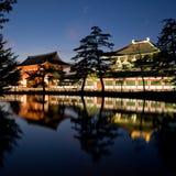 Temple de Nara Todaiji Photographie stock libre de droits