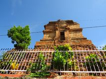 TEMPLE DE NGETOS NGANJUK JAWA TAMERLAN photo stock