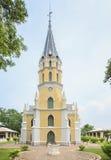 Temple de Niwet Thammaprawat Photographie stock libre de droits
