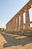 Temple de Paestum - Italie Images stock