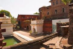 Temple de Parshurama, Chiplun, Dist Ratnagiri photo libre de droits