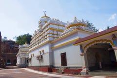 Temple de Parshurama, Chiplun, Dist Ratnagiri photographie stock libre de droits