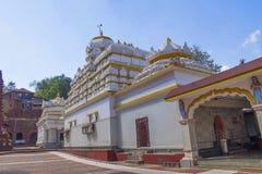 Temple de Parshurama, Chiplun, Dist Ratnagiri photos libres de droits