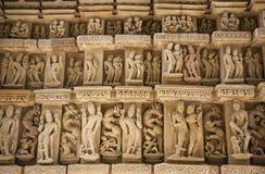Temple de Parshwanath Images libres de droits