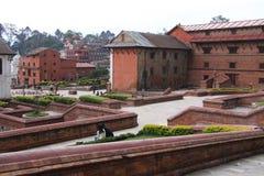 Temple de Pashupatinath photographie stock libre de droits