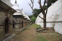 Temple de Pashupatinath Image libre de droits