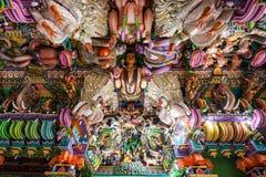 Temple de Pathirakali Amman, Trincomalee Image stock