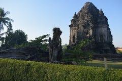 Temple de Pawon Photos stock