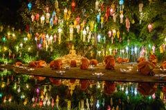 Temple de Phan Tao Images stock