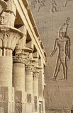 Temple de Philae image stock
