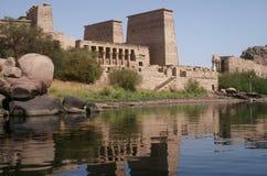 Temple de Philae Images libres de droits