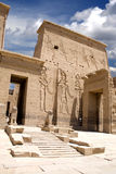 temple de philae photographie stock libre de droits