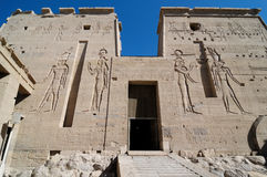 temple de philae images stock