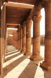 Temple de Philae, le Lac Nasser, Egypte photographie stock libre de droits