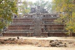 Temple de Phimeanakas Photos stock