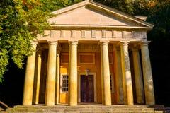Temple de piété Photo stock
