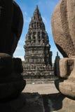 Temple de Prambanan photographie stock