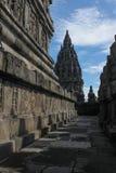 Temple de Prambanan près de Yogyakarta photo libre de droits