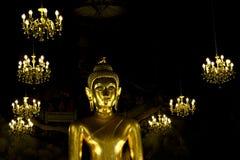 Temple de Pranakorn en Thaïlande Image libre de droits
