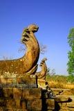 Temple de Preah Vihear Photos libres de droits