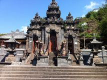 Temple de Pulaki Photo stock
