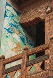 Temple de Punakha Dzong (Pungthang Dechen Phodrang Dzong - palais de grand bonheur), Bhutan Photo libre de droits