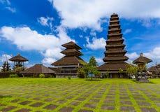 Temple de Pura Besakih - île Indonésie de Bali photo stock
