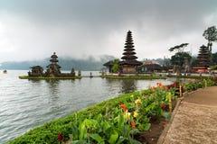Temple de Pura Ulun Danu Batur image libre de droits