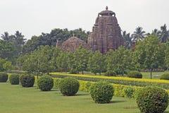 Temple de Rajarani photographie stock