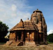 Temple de Rajarani de religion indoue antique Photo libre de droits