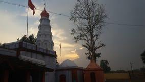 temple de ramgir sur l'Inde photographie stock libre de droits