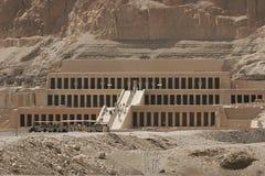 temple de reine de hatshepsut Photographie stock