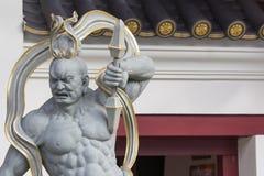 Temple de relique de dent de Bouddha à Singapour Photo libre de droits