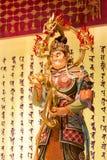 Temple de relique de dent de Bouddha à Singapour Photos libres de droits