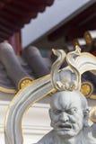 Temple de relique de dent de Bouddha à Singapour Images stock