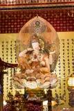 Temple de relique de dent de Bouddha à Singapour Photo stock