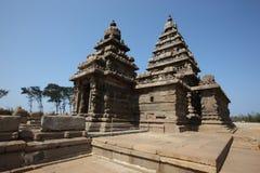 Temple de roche Photo libre de droits