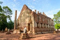 Temple de ruines antique Photos stock