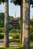 Temple de Ruriko-JI Image stock