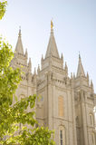 Temple de Salt Lake Images libres de droits
