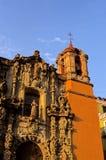 Temple de San Diego- Guanajuato, Mexiko stockbild