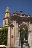 Temple de Santa Clara de Asis Royalty Free Stock Image
