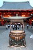 temple de Senso-JI, Tokyo, Japon photographie stock libre de droits