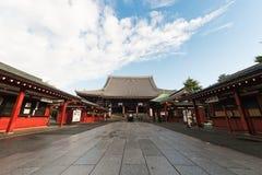 Temple de Sensoji à Tokyo, Japon photographie stock libre de droits