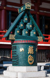 Temple de Sensoji Image libre de droits